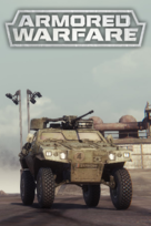 Armored warfare art