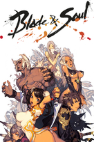 Blade and soul art