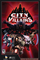 City of villains box art
