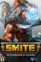 Smite boxart