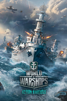 World of warships game box art new