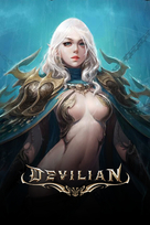 Devilian game box art