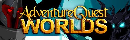 Adventurequest worlds logo