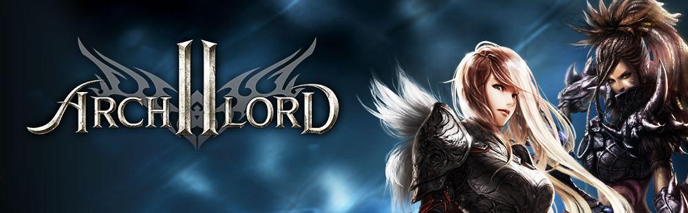 Archlord2 logo