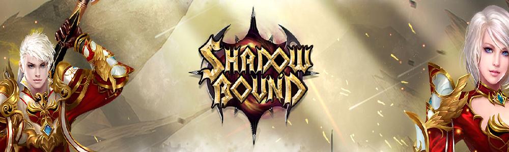 Shadowbound logo