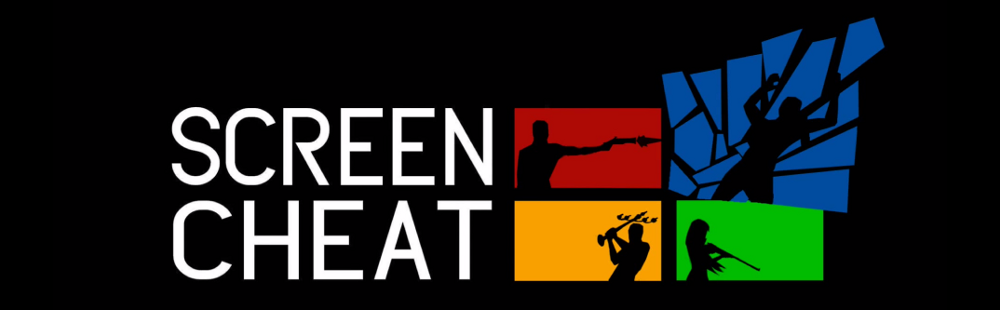 Screencheat game logo