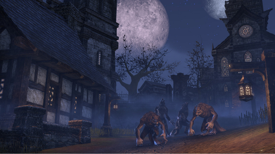 Teso warewolf guide