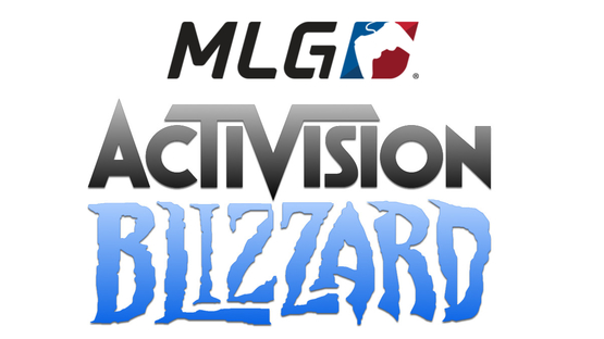 Mlg sold to activision blizzard title