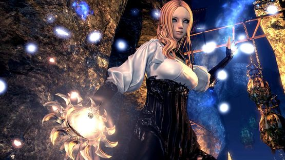 Blade and soul hero